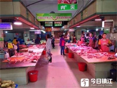 南京将投放1800吨储备冻猪肉