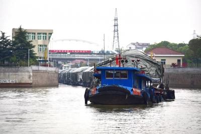 行走运河④ | 千年运河,激荡高质量发展潮声