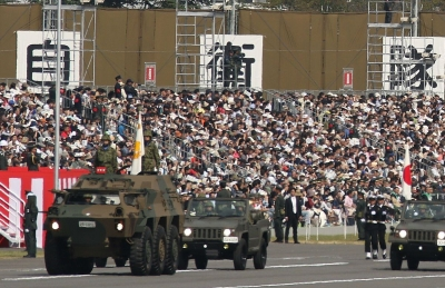 日本2020年度防卫预算将达5.3万亿日元 创历史新高