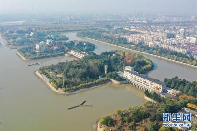 江苏持续72小时开展南水北调输水河道输水损失测验