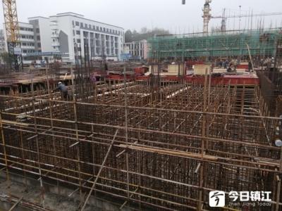 2019年镇江市区新增人防停车泊位近7000个