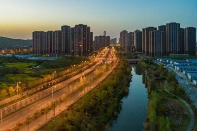 国、省考断面水质达标率位居全省第一 绿色发展描绘生态文明美景