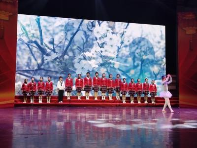 镇江市八叉巷小学迎来百年校庆 师生各展绝技献上精彩表演