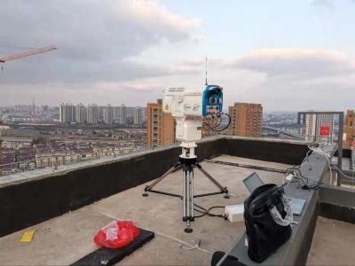 """丹阳用3D激光雷达给大气污染物做""""CT"""""""