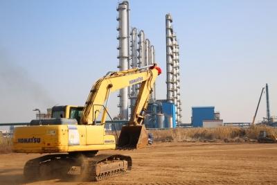 聚合产业龙头剑指高端硅材料领导者  镇江新区以循环经济撬动产业转型升级