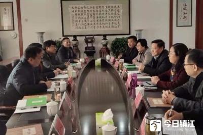 镇江市语委赴山东济宁学习交流语言文字工作