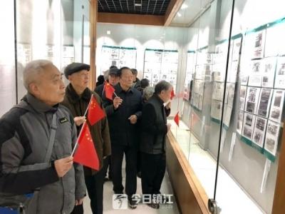 """丹阳举办""""南京大屠杀死难者国家公祭日""""图片展"""