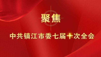 今年镇江经济运行呈现总体平稳、稳中有进态势 高质量发展迈出坚实步伐
