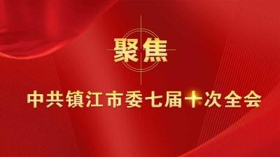 """加快推进""""一福地四名城""""建设——访句容市委书记潘群"""