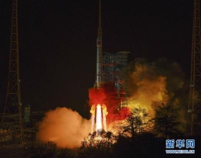 中国航天2020年开门红!我国成功发射通信技术试验卫星五号