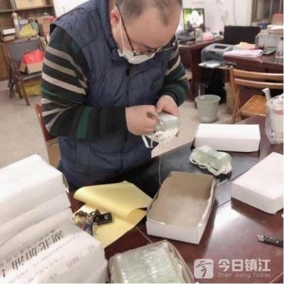 疫情防控 | 丹阳眼镜城向湖北疫区捐赠护目镜3万副