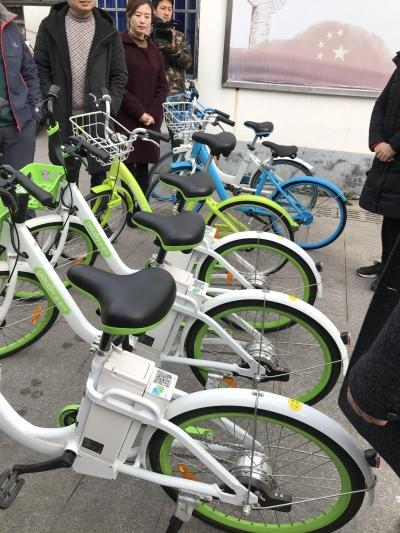 骑单车太累?没事,新型共享助力车要来啦!  城管部门邀请市民代表为新车选型