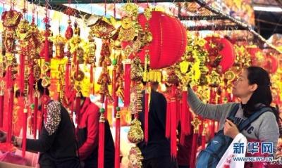 视频 | 在镇留学生说春节