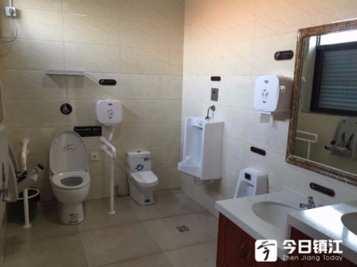 """找厕所不再难!镇江420座旅游厕所""""上线""""百度地图"""