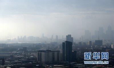 """""""激光针"""":科学家探测空气污染有了""""新式武器"""""""