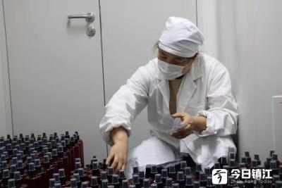 疫情防控 | 句容苏南药业:3吨酒精原料制成消毒液 紧急驰援防疫一线