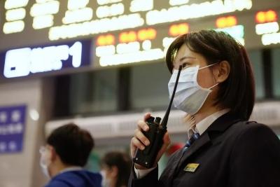 全力打好疫情防控战,最大限度防止疫情通过铁路传播
