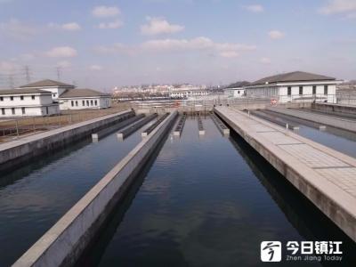年末报喜!大港水厂并网运行 镇江实现城市双水源地取水