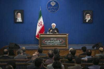 伊朗宣布中止履行伊核协议:不再限制离心机数量