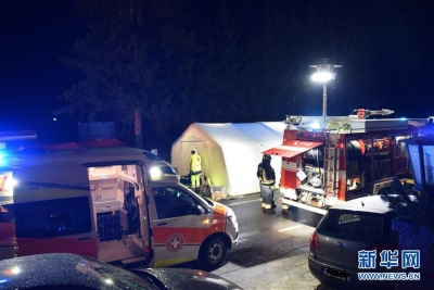意大利北部发生交通事故致6名德国游客死亡
