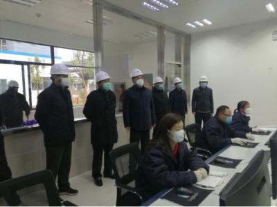 省督导组赴企业检查安全生产工作