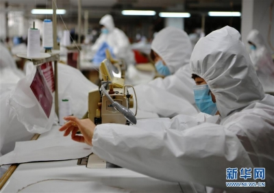 海关总署:每日进口疫情防护物资超1.5亿元