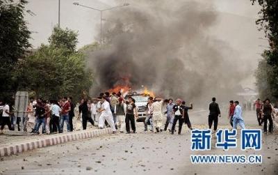 2019年阿富汗暴力冲突致1万多平民伤亡