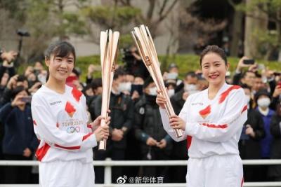 东京奥组委:在本土举行的火炬接力或缩小规模,但不会取消