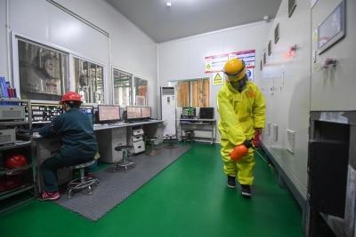 江苏振光电力防控复产两手抓    寻找新增长点为地方经济发展作贡献