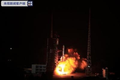 一箭四星!我国成功发射4颗新技术试验卫星