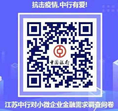 筑牢金融保障防线  镇江中行十条措施助小微企业