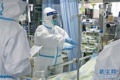北京复兴医院出现9人感染的聚集性病例