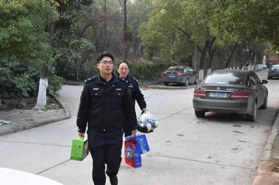 一名新闻宣传民警的春节走访手记