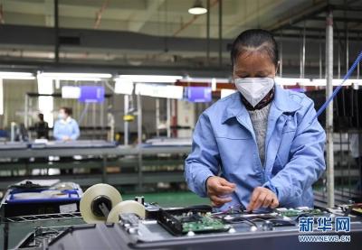 江苏规上工业企业已复工4.4万家,复工面98%