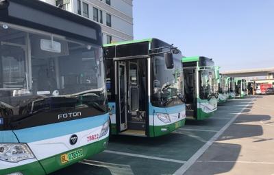 13日起,镇江7条公交线路分早晚高峰时段营运