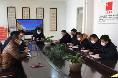 丹阳荆林学校进一步落实防控新冠病毒肺炎工作