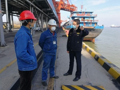 海事部门全力做好疫情防控 推出多项举措服务港航发展