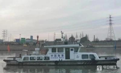"""苏南运河""""第一哨""""有一支海巡艇防控""""部队"""""""