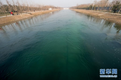 江苏启动南水北调工程向省外调水