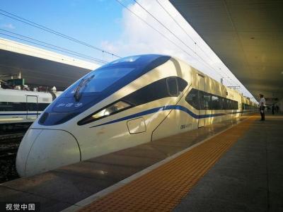 中国铁路:节后已累计退票1.15亿张