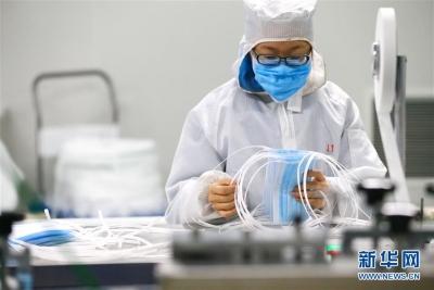 韩国明日起限制口罩出口