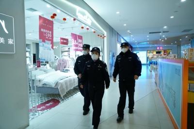 警方多项暖心举措投入疫情防控攻坚战