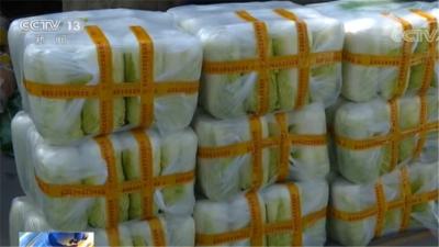农业农村部:运力恢复 2月末蔬菜价格回落