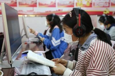 """海外网评:多国全国停课,中国""""云课堂""""提供解决方案"""