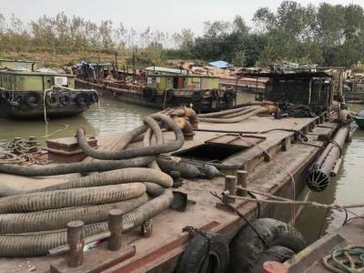 长江扬中水域非法盗采江砂2万余吨 这起挂牌督办案件新进展来了