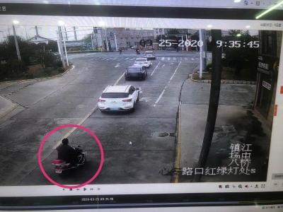 重拳打击盗窃电动车 扬中警方五小时迅速破案
