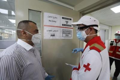 超负荷运转检测新冠病毒——走进伊拉克中央实验室