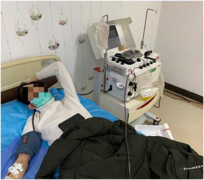 我市4名新冠肺炎出院者撸袖捐献血浆 帮助患者恢复健康是他们的共同心愿