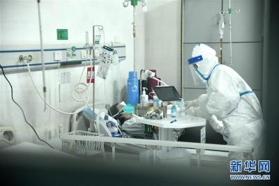 世卫组织:中国以外新冠肺炎确诊病例达610777例