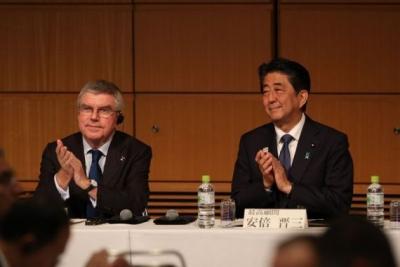 日本首相安倍晋三告诉特朗普:奥运会将如期举行
